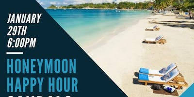 Honeymoon Happy Hour - Two Sisters Travel & Sandals Resorts