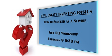REAL ESTATE INVESTING BASICS: How to Succeed as a Newbie - NYC tickets