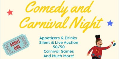 Comedy and Carnival Night