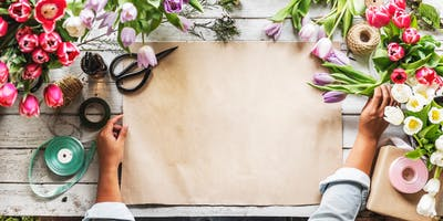 Mother's Day Florals at Tin Roof Brewing