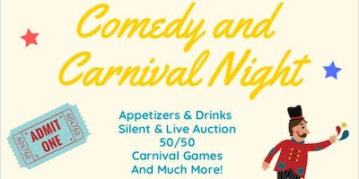 Comedy and Carnival Night- Group of 8