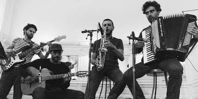 Het Hat Club: Balkan and Carpathian Folk Music