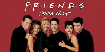 Friends :: The One with the Trivia Night