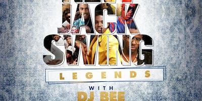 """""""New Jack Swing"""" Legends"""
