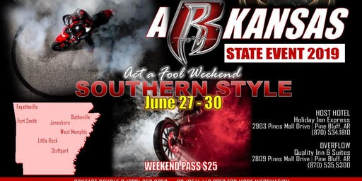 Arkansas Ruff Ryders State Event Southern Style