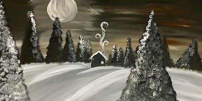 Cozy Winter Night