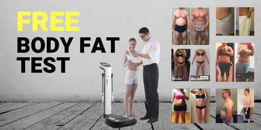 FREE Body Fat Test @ Mr Vitamins Chatswood