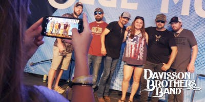 Davisson Brothers Band VIP Meet and Greet - The Rusty Spur