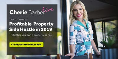 [FREE MASTERCLASS] The Most Profitable Side Hustle in 2019 - Perth