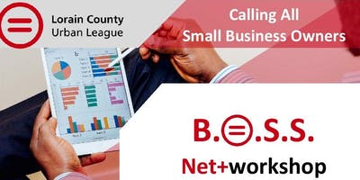 Small Business Net+Workshop in partnership with SBDC