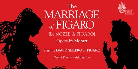 Marriage of Figaro (Nozze di Figaro) - Opera by Mozart tickets