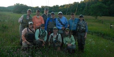 Beginners Flyfishing Clinic - DePere, WI