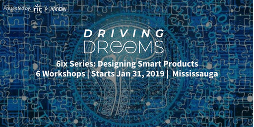 Driving Dreams 2019 Event Series: Designing Smart Products