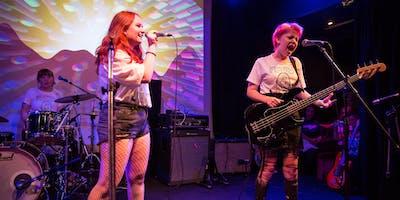GIRLS ROCK! MELBOURNE JANUARY SHOWCASE