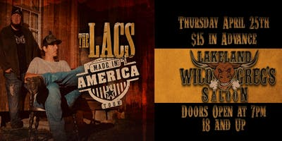 The Lacs live in concert