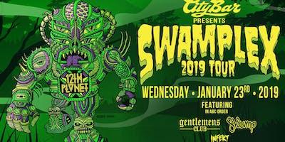 Swamplex 2019 Tour: 12th Planet + Gentlemen's Club + Shlump + Infekt