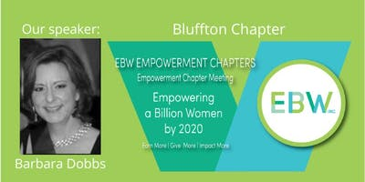 EBW2020  Bluffton Empowerment Chapter Meeting January