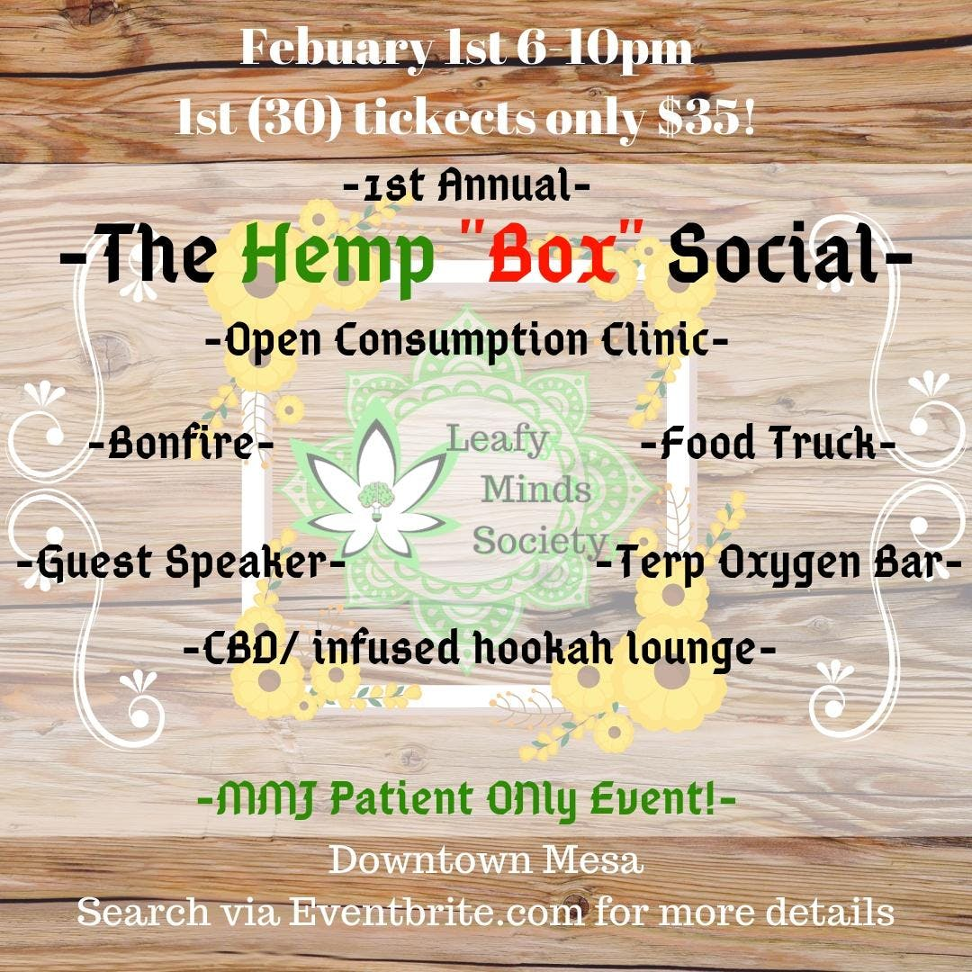 The Hemp Box Social