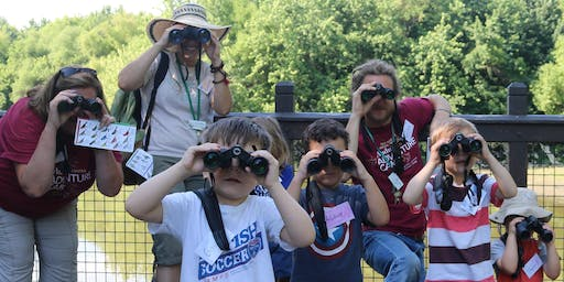 Audubon Adventure Camp: Sprout Camp (preschool) 6/17- 6/20/19