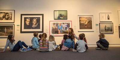 Young at art 10am-11am session, 6 August 2019