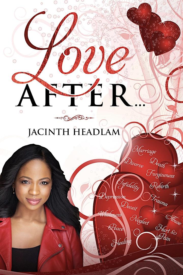 LOVE AFTER Book Launch Reception & short film premiere image