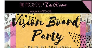 Neo Soul Vision Board Party