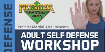 FREE Adult Self Defense Work Shop