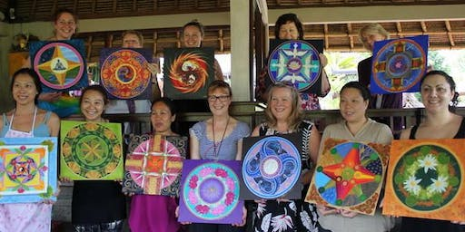 Mandala Magic Bali Awesome August Art Retreat