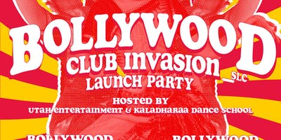 Bollywood Club Invasion _Launch Party