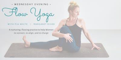Evening Flow Yoga {for Women} Term 1