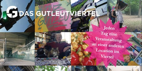 Kulturwoche GUTLEUT-TAGE Tickets