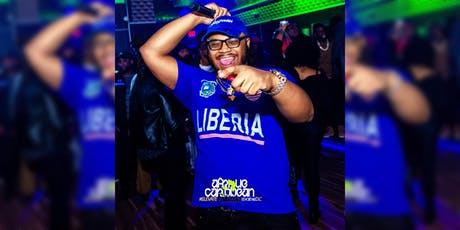Liberia's Independence @ AFRO-Caribbean Saturdays!  tickets
