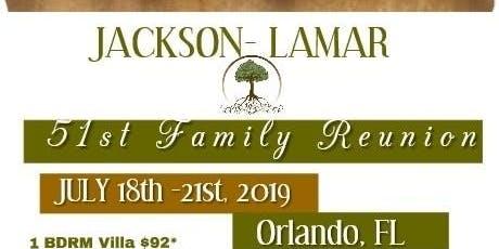 Jackson Lamar 51st Family Reunion