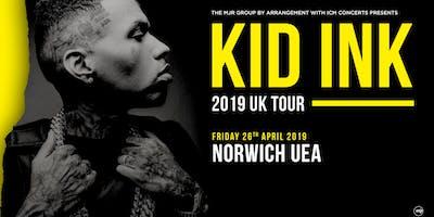 Kid Ink Uea Norwich