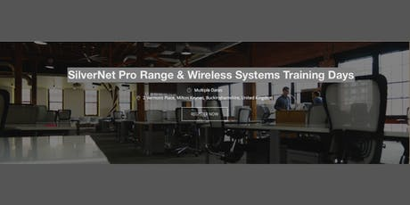 SilverNet Pro Range and Wireless Systems Training Day tickets