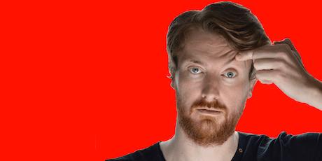 Düsseldorf: Comedy Live mit Jochen Prang - Stand-up 2019 Tickets