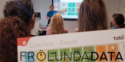 AKK och kognitivt stöd i skolmiljö, i samarbete med Frölunda Data