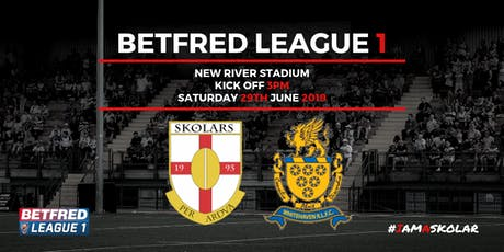 London Skolars v Whitehaven tickets