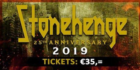 Stonehenge Festival tickets
