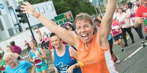 Robin Hood Half Marathon for Maggie's 2019