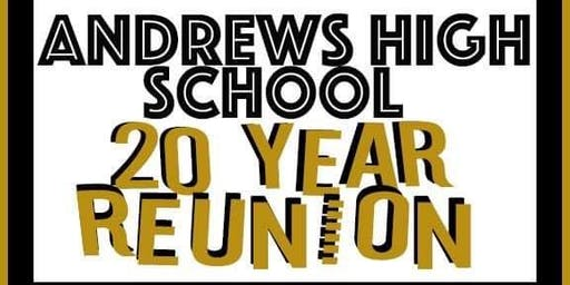 Andrews High Class of 1999 20th reunion