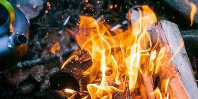 Family Christmas Campfire and Bushcraft at Ryton Pools Country Park