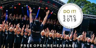 Free Open Rehearsal at Got 2 Sing Harborne