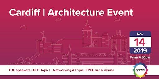 Specifi Cardiff - ARCHITECTURE EVENT