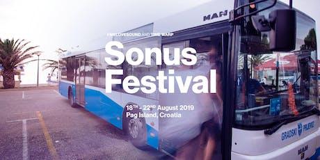 Sonus Festival 2019 Island Shuttle Tickets