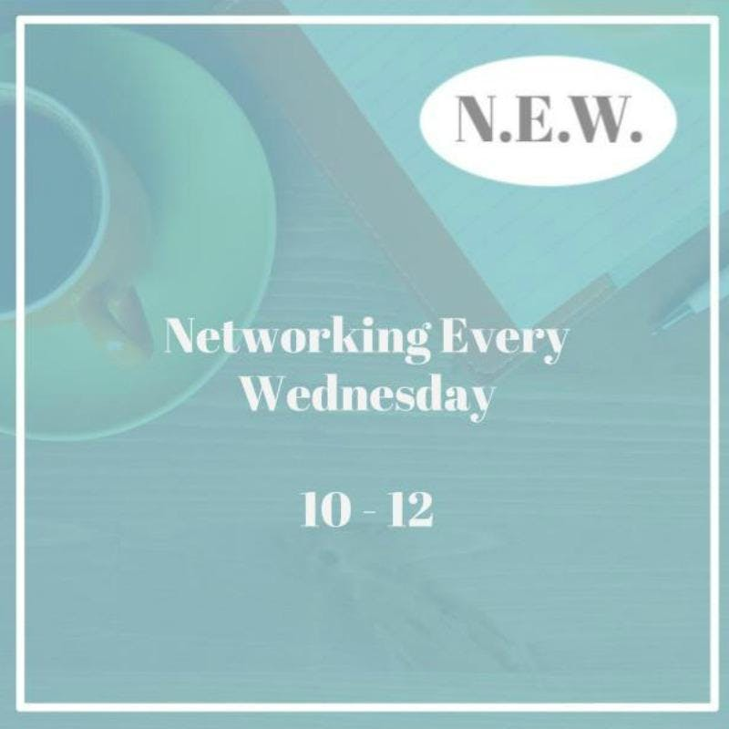 Networking Every Wednesday