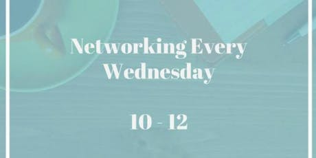 Networking Every Wednesday tickets