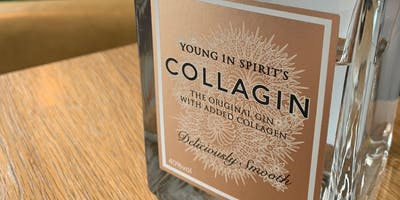 Collagin Gin Tasting