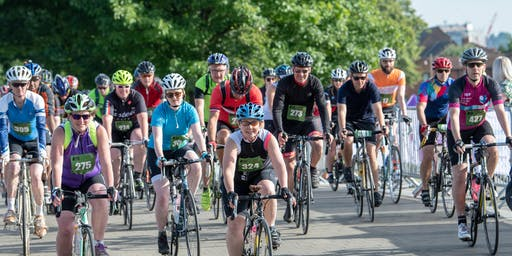 Cycle Live Great Notts Bike Ride 2019 - Charity Places for Think Children