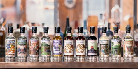 That-Boutiquey-Gin-Company Gin Tasting  tickets